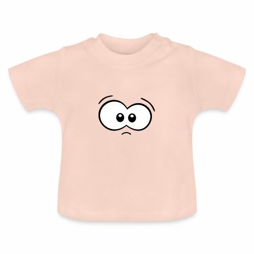 Gesicht ohne Mund - Baby T-Shirt