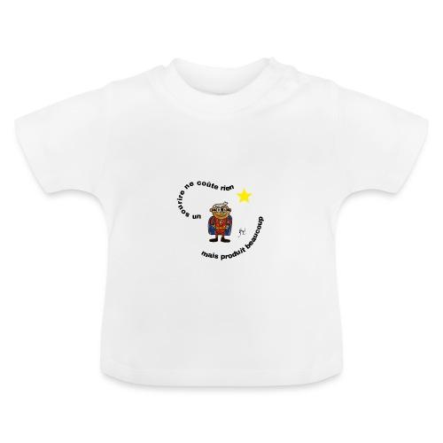 Sourire - T-shirt Bébé