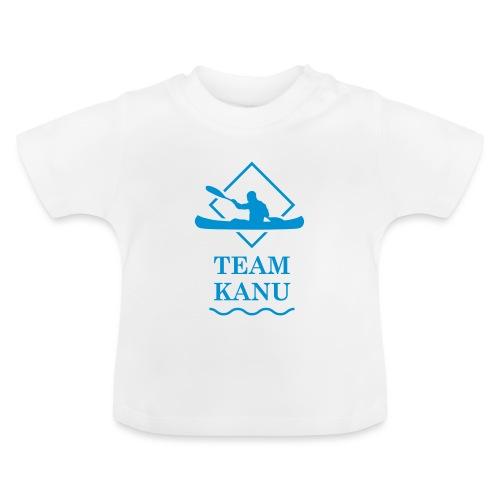 Team Kanu Kajak paddeln Kanuten Sport - Baby T-Shirt