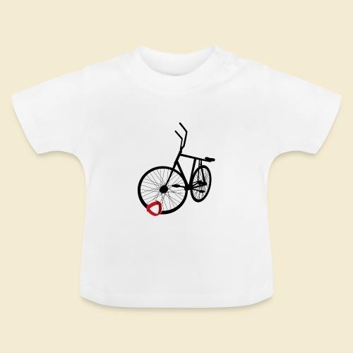 Radball   Black - Baby T-Shirt