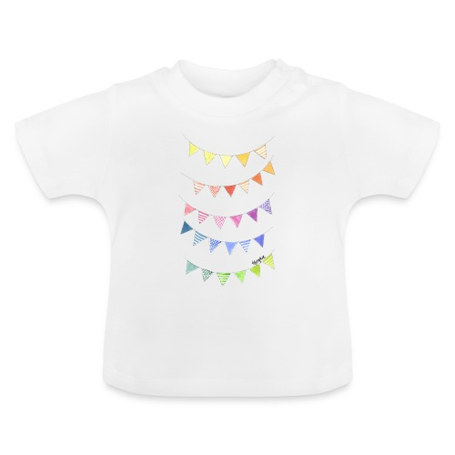 Vimplar - Baby-T-shirt