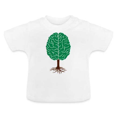 Brain tree - Baby T-shirt