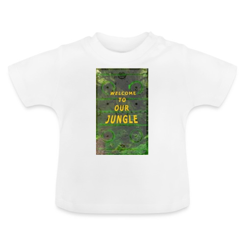 Welcome to our hockey jungle - Baby T-Shirt