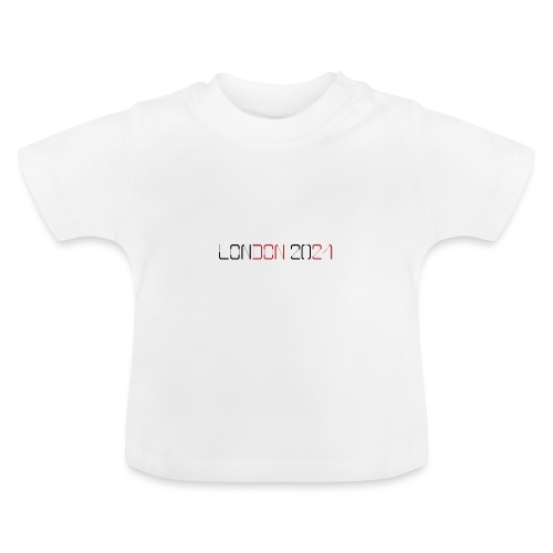 LONDON 2021 - Camiseta bebé