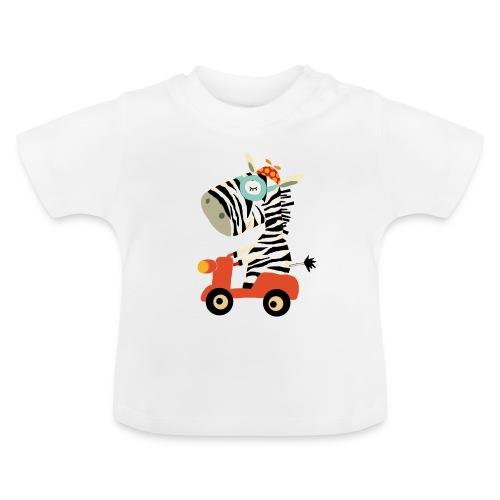 zebra png - Baby T-Shirt