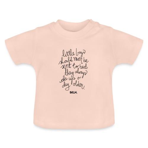 little boys - Baby T-shirt