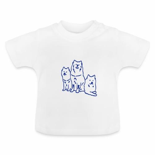 Wuppertatzen-Logo-dick2 - Baby T-Shirt