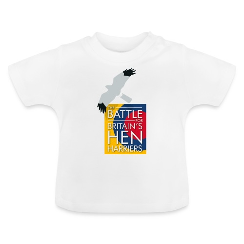 New for 2017 - Women's Hen Harrier Day T-shirt - Baby T-Shirt