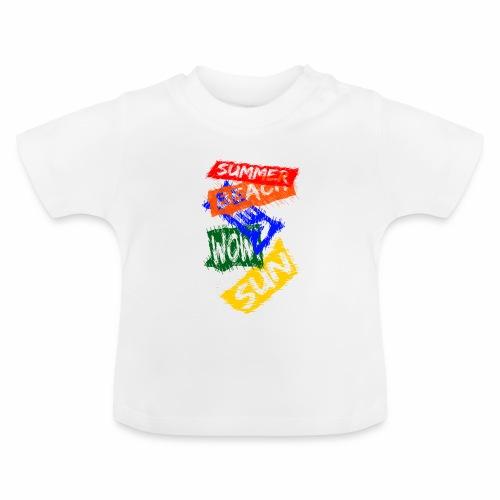 SUMMER - T-shirt Bébé