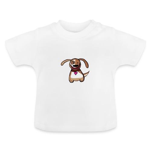 Titou le chien - T-shirt Bébé