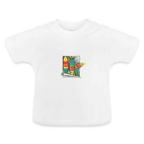 Les sardines du Portugal - T-shirt Bébé