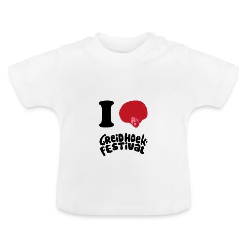 i love greidhoek - Baby T-shirt