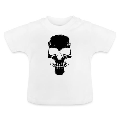 Skull Schatten Totenkopf Rocker - Baby T-Shirt