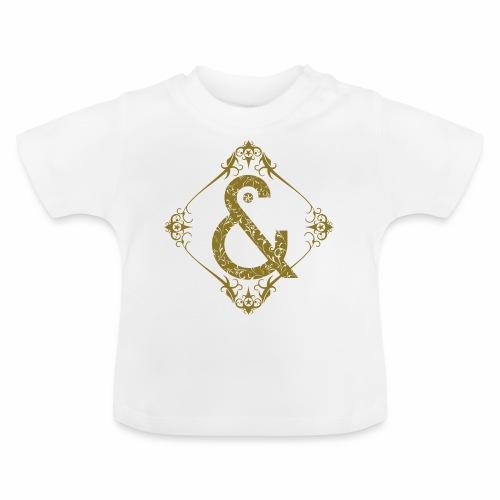 Floral & ... - Camiseta bebé
