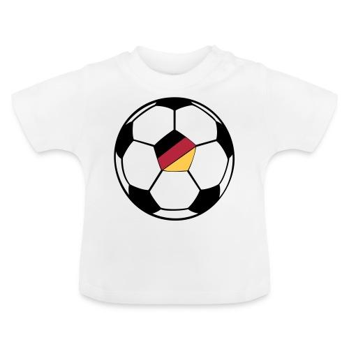 fussball deutschland - Baby T-Shirt