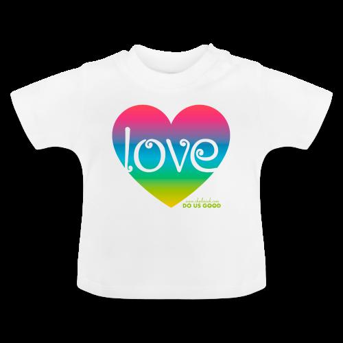 LOVE - Vauvan t-paita