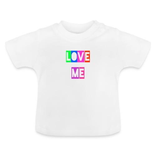 LoveMe - Camiseta bebé