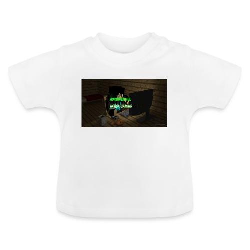 dette er litt utstyr du trenger - Baby-T-skjorte