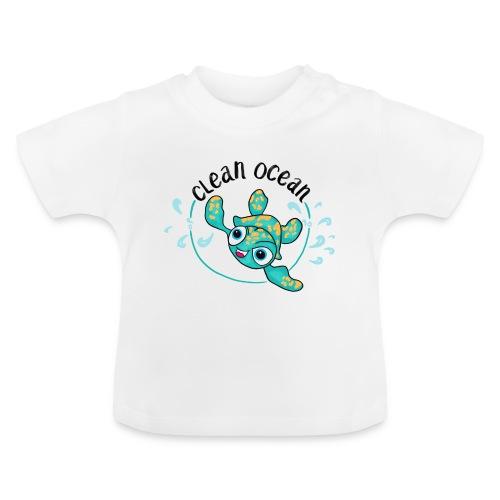 Clean Ocean - Baby T-Shirt