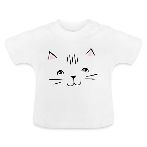 Kitty Cute Cat - Zensitivity - Baby T-shirt