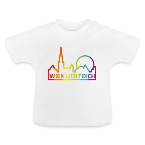 Wien Liebt Dich - Baby T-Shirt