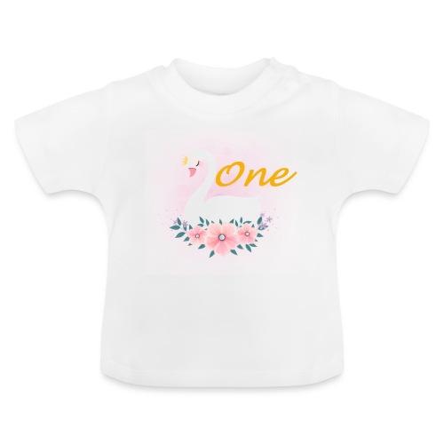 Zwaan one - Baby T-shirt