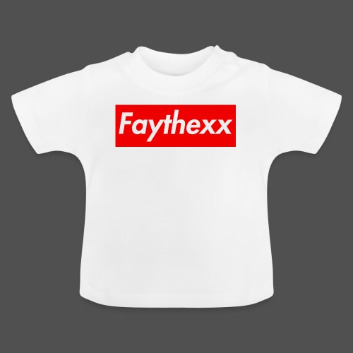 Faythexx Red Style - Baby T-Shirt