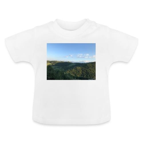 paesaggio - Maglietta per neonato