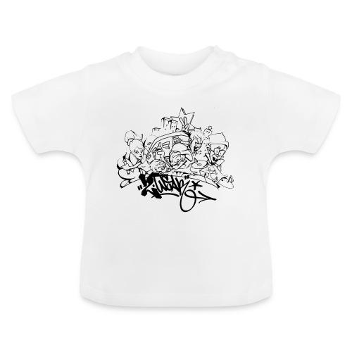 Hip Hop Jam - Baby T-shirt