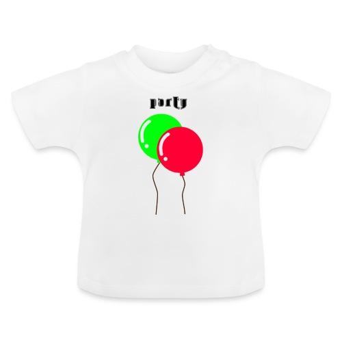 party - Maglietta per neonato