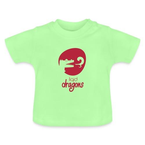 liqiddragon new 20130313 print bucato - Maglietta per neonato