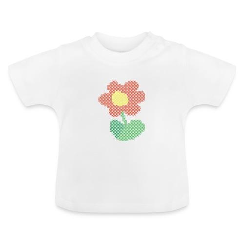 Ellys blomst - Baby T-shirt