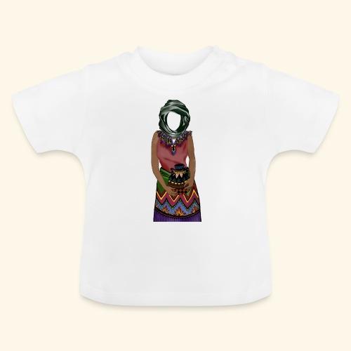 Femme avec jare - T-shirt Bébé