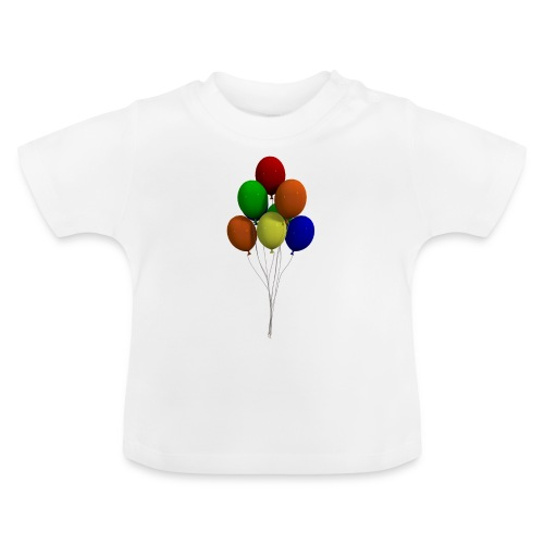 Party Ballons - Baby T-Shirt