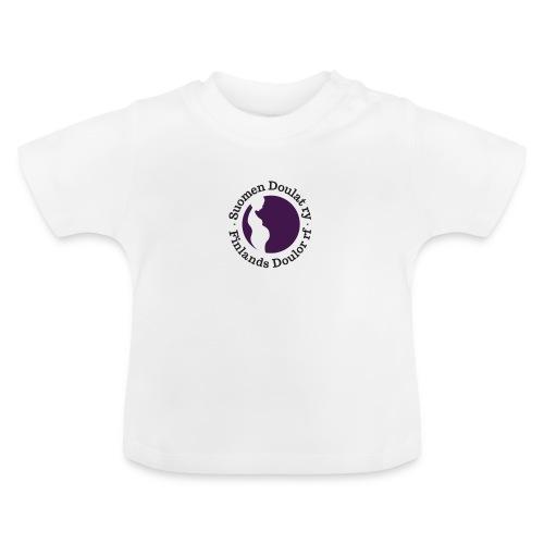 Suomen Doulat ry logo - Vauvan t-paita