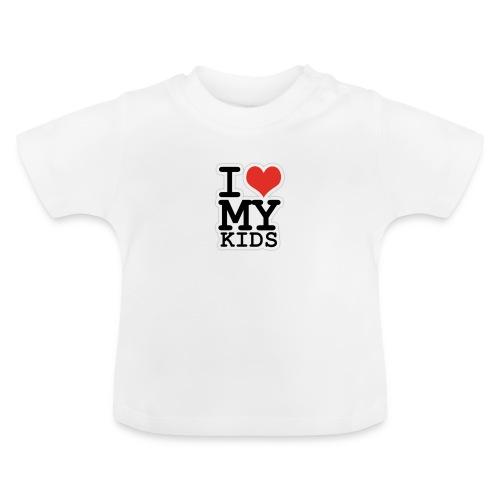 Love To Kids! - Baby T-shirt