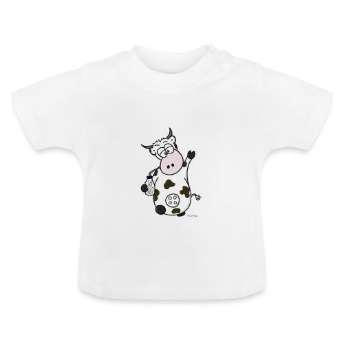 MeuhNox la vache - T-shirt Bébé