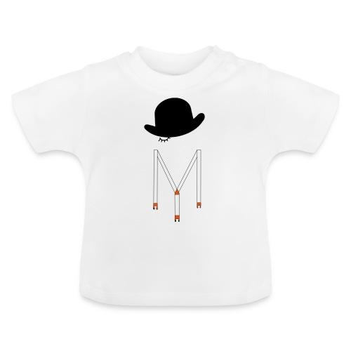 Orange Méca - T-shirt Bébé