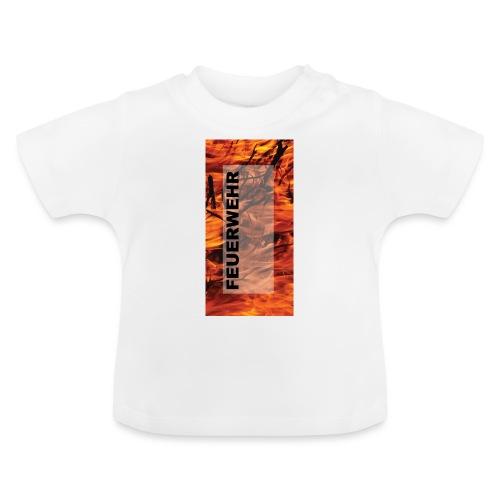 Feuerwehr Handycover - Baby T-Shirt