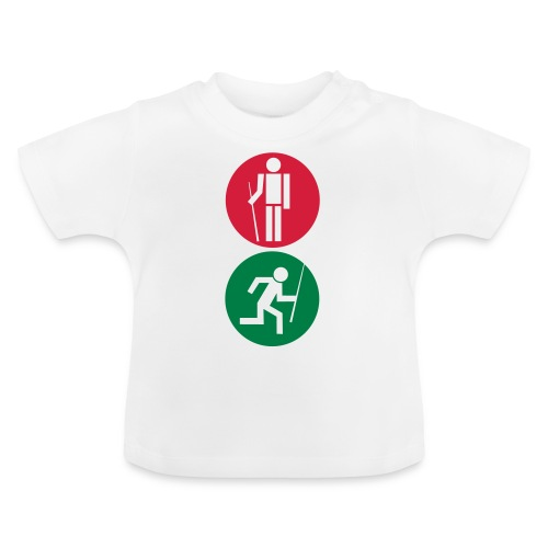 Billard Ampel - Baby T-Shirt