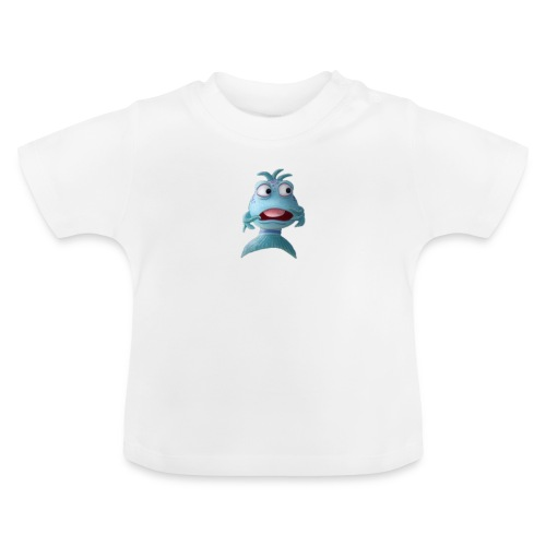 scareddark png - Baby T-shirt