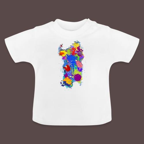 Sardegna Impronta Digitale - Maglietta per neonato