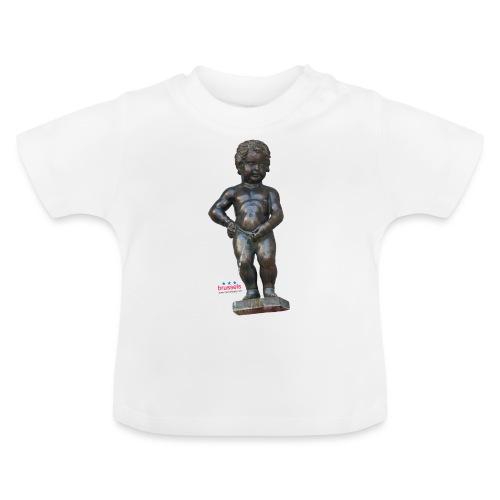 BiG REAL mannekenpis ♀♂ | 小便小僧 - T-shirt Bébé