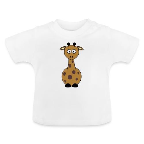 Your-Child giraf - Baby T-shirt