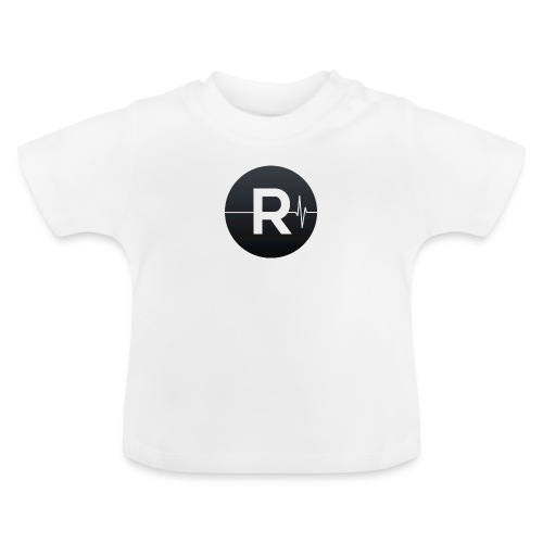 REVIVED Small R (Black Logo) - Baby T-Shirt