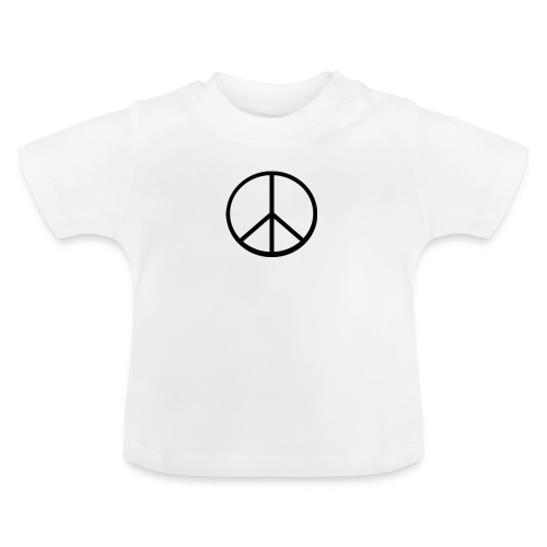 peace - Baby-T-shirt