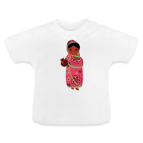 Lovedesh Art - Ira Kolshi Doll - Baby T-Shirt