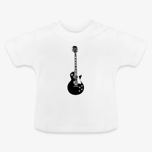 Musikinstrument Gitarre - Musiker T-Shirt Designs - Baby T-Shirt