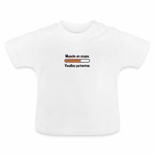 Humour bebe - T-shirt Bébé