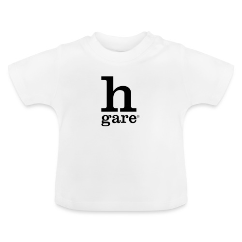 HGARE LOGO - Maglietta per neonato